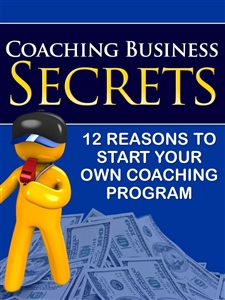 12 Reasons to set up a coaching business