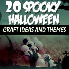 20spookyhalloweencraftsandthemes