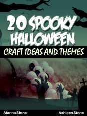 20 Spooky Halloween Craft Ideas and Themes