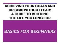 Goals and Dreams Deck