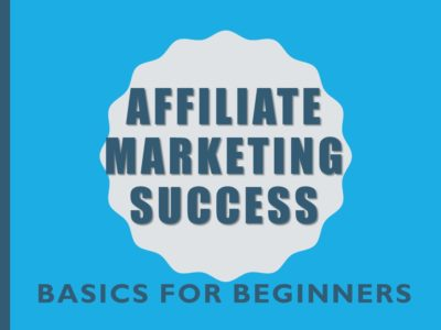 Affiliate Marketing Success for Beginners Video