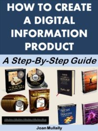 How To Create a Digital Information Product Book Cover