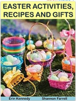 Easter Activities, Recipes and Gifts Cover