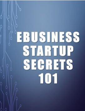 EBusiness Startup Secrets 101