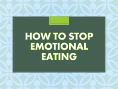 Emotional Eating Deck