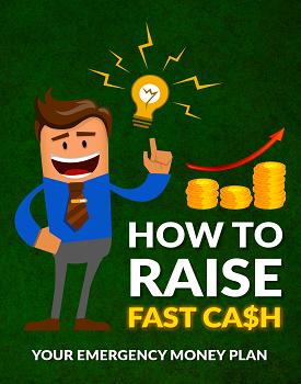 How to Raise Fast Cash Online ecourse