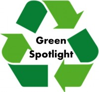 Green Spotlight