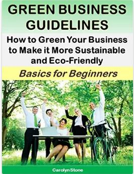 Green Business Guidelines: How to Green Your Business to Make it More Sustainable and Eco-Friendly