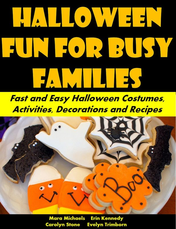 Halloween Fun for Busy Families