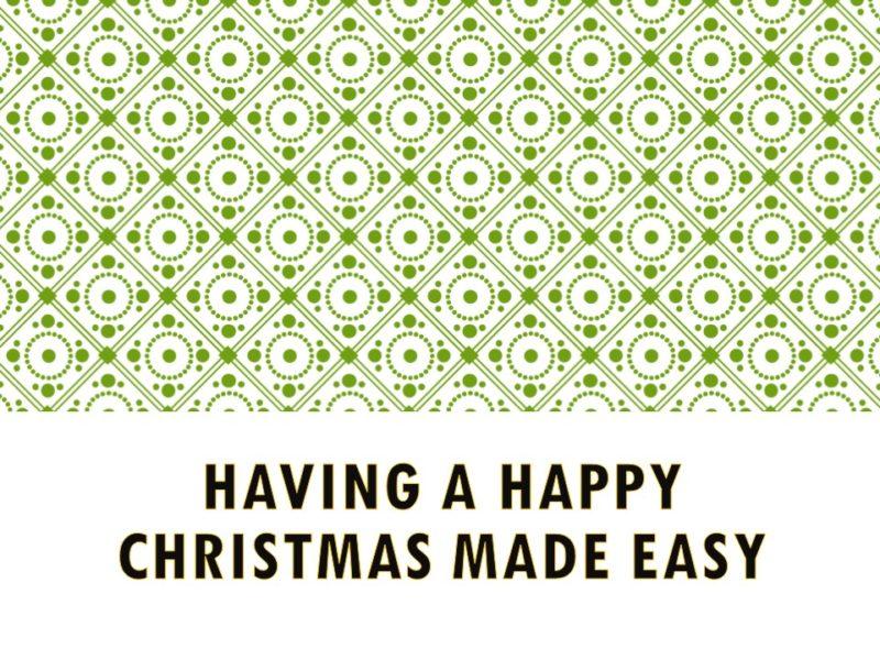 Merry Christmas Deck
