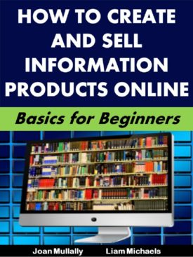 Selling Information Products