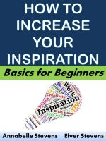 How to Increase Your Inspiration