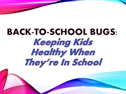 Back to School Bugs Video