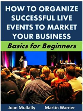 How to Organize Successful Live Events for Marketing Purposes