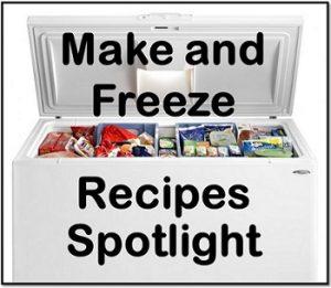 Make and Freeze Recipes Spotlight-Eternal Spiral Books
