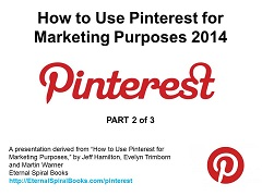 How to Use Pinterest For Marketing Purposes 2014, Part 2, Video Format