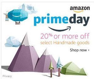 Happy Prime Day at Amazon
