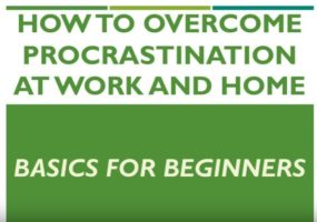 Beat Procrastination Video