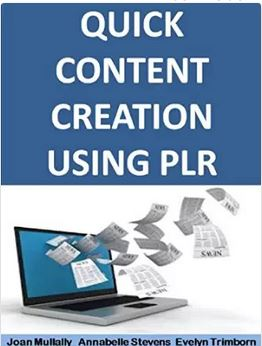 Ways to Make Money With PLR Content