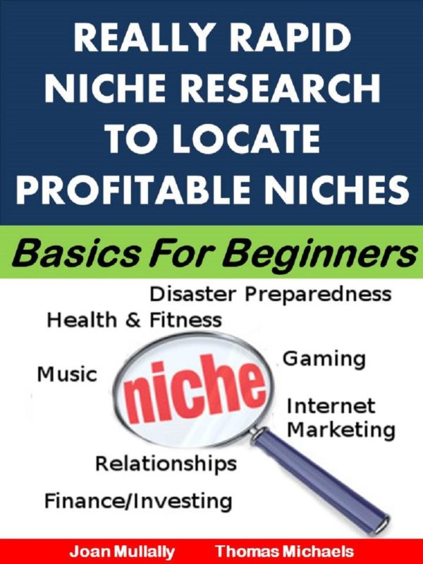 Really Rapid Niche Research to Locate Profitable Niches