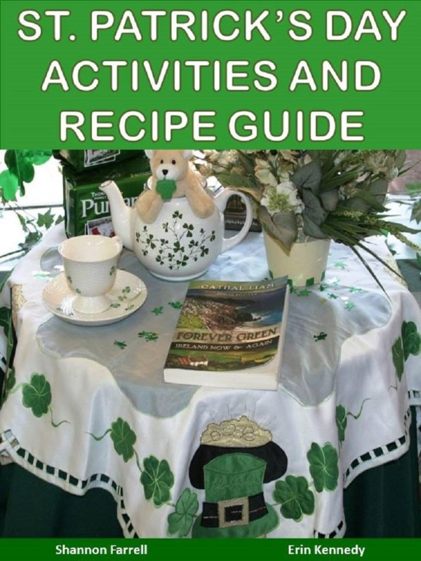 St. Patrick's Day Activities and Recipe Guide
