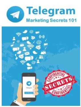 Telegram Marketing Secrets 101 ecourse
