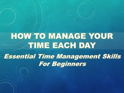 Time Management Guide Deck