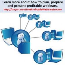Free Webinars Ecourse Ad