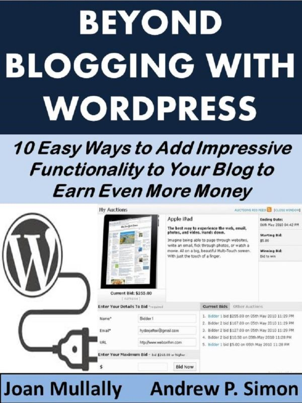 Beyond Blogging: Using WordPress to Build Your Business