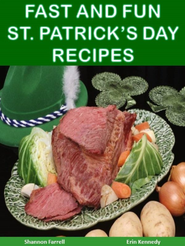 Fast and Fun St. Patrick's Day Recipes