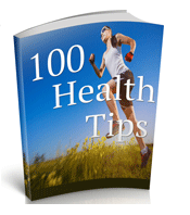 Free Book Friday: 100 Health Tips