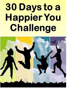 30 Days to a Happier You Challenge