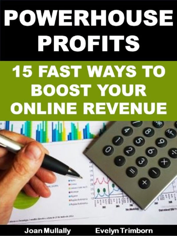 PowerHouse Profits: 15 Fast Ways to Boost Your Online Revenue