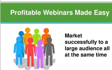 Profitable Webinars Made Easy Deck