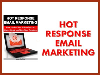 Hot Response Email Marketing Deck